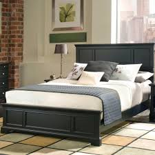 dania bed frame queen black wooden platform bed frame toddler twin