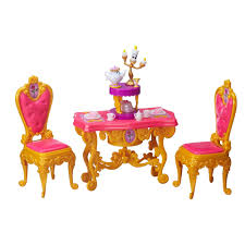 disney princess belle u0027s be our guest dining set disney