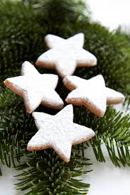christmas cookies week gingerbread stars