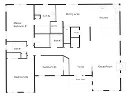 open floor house plans ranch style fanciful bedroom ranch house plans open floor ranch style home