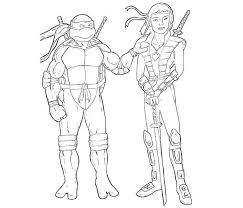 4 outstanding ninja turtles coloring pages ngbasic