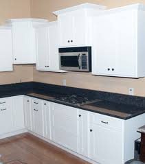 white shaker rtum cabinet knotty alder cabinets with ebony stain