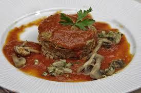 cuisiner foie de volaille gâteau de foie de volaille à la tomate les recettes de joséphine