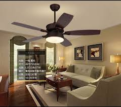 Country Ceiling Fans by Online Get Cheap Fan Lights Aliexpress Com Alibaba Group