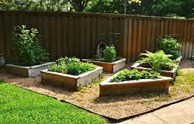 amazing cinder block raised bed garden