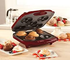 amazon com bella spiral cake maker cupcake makers kitchen u0026 dining