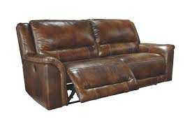 Ashley Furniture Leather Sofa by Jayron Power Reclining Sofa Ashley Furniture Homestore
