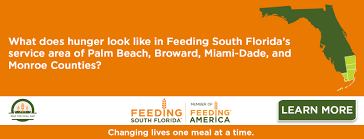 Map Of Broward County Florida by Food Insecurity In South Florida Updated Map The Meal Gap