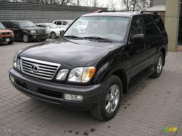lexus lx 570 interior colors 2006 black onyx lexus lx 470 47252140 gtcarlot com car color