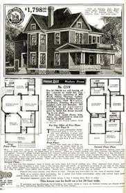 Colonial Revival House Plans Radford 1903 Colonial Revival Pedimented Full Width Front