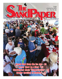 the sandpaper october 3 2012 vol 39 no 39 by the sandpaper