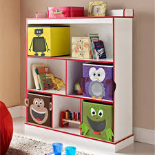 Kid Bookshelf Furniture Home Kids Bookcases Bookshelves The Land Of Nod Design