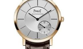 piaget altiplano piaget altiplano automatic g0a35131 silver pink gold