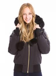 moose knuckles debbie er womens winter coats magenta