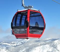 scenic gondola rides mountain resort wacrystal mountain
