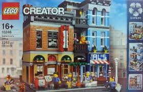 lego office lego detective s office 10246 2015 modular building revealed