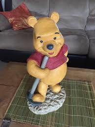 winnie the pooh garden statue collectibles in winchester ca offerup