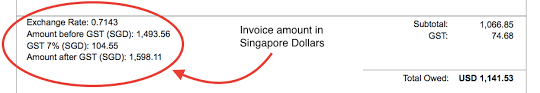 download gst on foreign currency invoices rabitah net