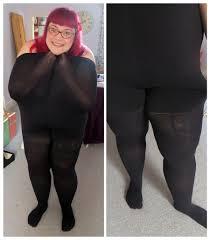 plus size woolly winter tights frivolous