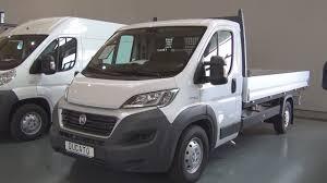 fiat ducato maxi 4 chassis 35 l5h1 single cabin 150 multijet 2016