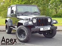 used 2001 jeep wrangler sport for sale in staffordshire pistonheads