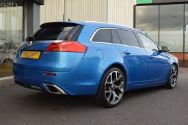 vauxhall blue second hand vauxhall insignia 2 8t v6 4x4 vxr nav 5dr sold for