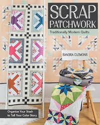 quilts for scrap 16 projects start with simple squares