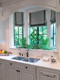 kitchen bay window decorating ideas kitchen beautiful home decoration the bay window decorations to