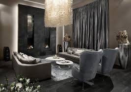 Modern Interior Design Living Room Black And White Living Room Ideas Modern Lita Dirks Manhattan Penthouse Ideas For