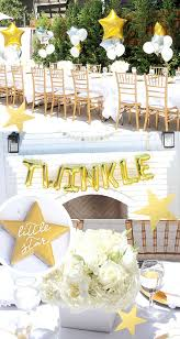 twinkle twinkle baby shower decorations 41 gender neutral baby shower décor ideas that excite digsdigs