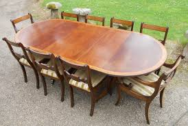 mahogany dining room table style mahogany dining room suite