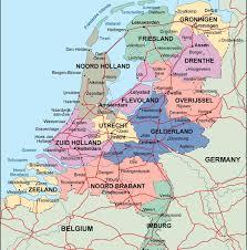 map netherlands netherlands political map illustrator vector eps maps order and