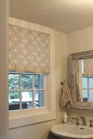 bathroom bathroom window treatments cool features 2017