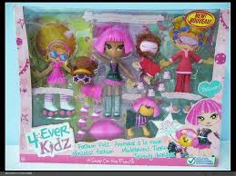 shop hsb toys bratz doll 18cm mga bratz kidz 4ever kidz