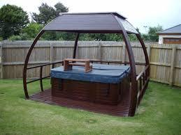 Design Ideas To Make Gazebo Outdoor Tub Gazebo How To Make Box For Tub Gazebo Home