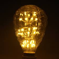 Type G Led Light Bulb by Aliexpress Com Buy Retro Style E27 6w Filament Light Bulb G95