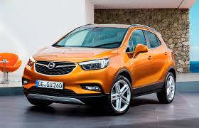opel suv 2017 2016 opel mokka x previews upcoming buick encore refresh