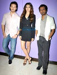 promotions of the munna michael with its cast