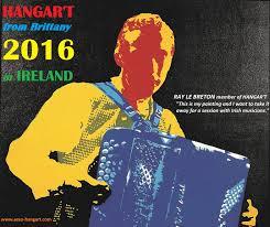 Hangart by Le Hangart Expose Au Fringe Festival De Galway Irlande 2016