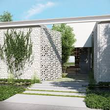 different house designs concrete walkway for amazing house design using unique modern