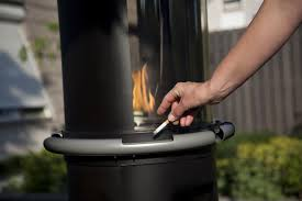 the faber tube patio heater