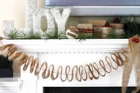 christmas mantel a rustic winter christmas mantel diy