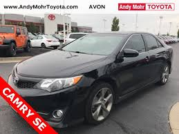 2012 toyota camry se specs used 2012 toyota camry se 4d sedan near indianapolis tp3764