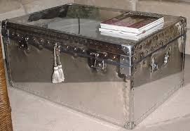 Aluminum Coffee Tables Best Coffee Tables Exquisite Sutter Chest Table Front Philux