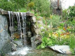 Backyard Waterfall Ideas by 37 Best Back Yard Waterfall Images On Pinterest Backyard Ideas