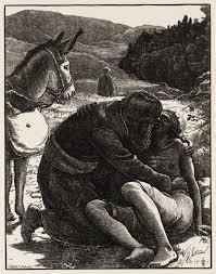 the good samaritan u0027 sir john everett millais bt published 1864