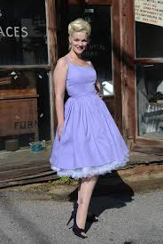 pinup couture jenny dress in lavender sateen by lana l u0027amour u2013 pin