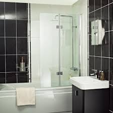 Concertina Shower Curtain Roman Luxury Shower Enclosures And Shower Doors Roman Showers