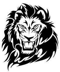 tribal lion chest tattoo designs 7 tribal lion chest tattoo