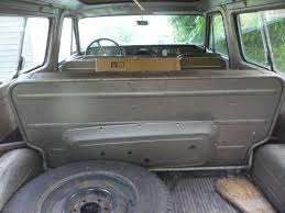 Chevrolet Suburban Interior Dimensions Curbside Classic 1964 Chevrolet Suburban The Truth About Cars